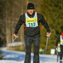 Skiing 90 km - Bo Juhl (2333)