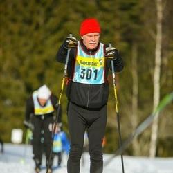Skiing 90 km - Agne Sandberg (3013)