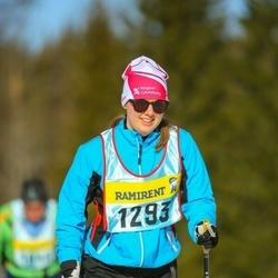 Skiing 90 km - Astrid Grenmyr (12933)