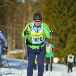 Skiing 90 km - Fredrik Engström (10463)