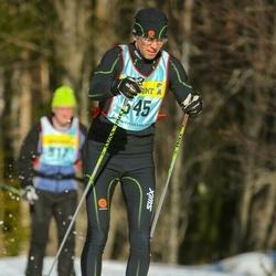 Skiing 90 km - Henrik Fahlén (5453)