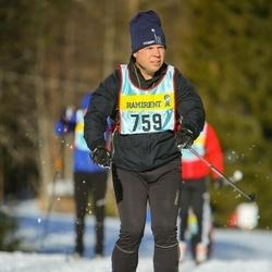 Skiing 90 km - Fredrik Hagström (7593)