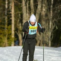 Skiing 90 km - Björn Öster (8803)