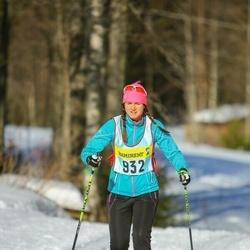 Skiing 90 km - Elin Larsson (9323)