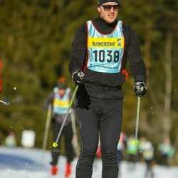 Skiing 90 km - David Andersson (10383)