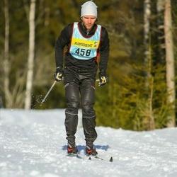 Skiing 90 km - Henrik Jansson (4583)