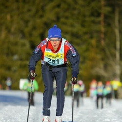 Skiing 90 km - Bo Marklund (2513)