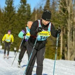 Skiing 90 km - Eija Lehtola (7483)