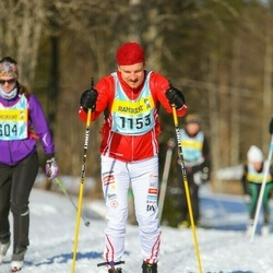 Skiing 90 km - Antti Toiviainen (11533)