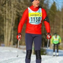Skiing 90 km - Darren Clarke (11303)