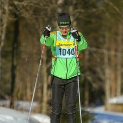 Skiing 90 km - Henrik Boding (10403)