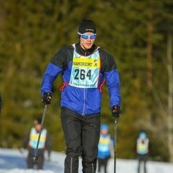 Skiing 90 km - Henrik Duhalde (2643)