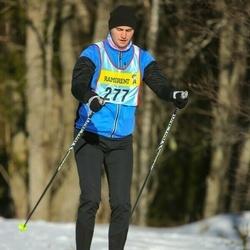 Skiing 90 km - Alexander Shum (2773)