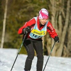 Skiing 90 km - Martina Lodin (12283)