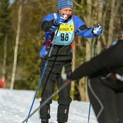 Skiing 90 km - Henrik Nilsson (983)