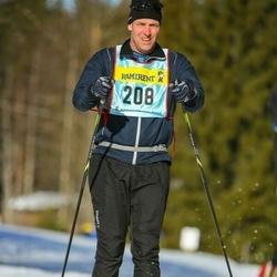 Skiing 90 km - Tommy Kjellin (2083)