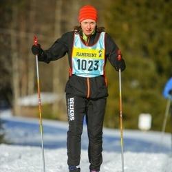 Skiing 90 km - Therése Marnevall (10233)