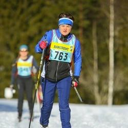 Skiing 90 km - Susanne Olsson (7633)