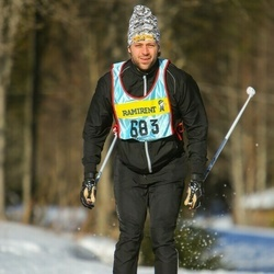 Skiing 90 km - Magnus Klingwall (6833)
