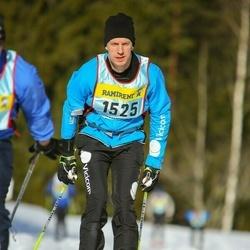 Skiing 90 km - Anders Edgren (15253)
