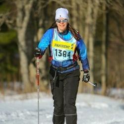 Skiing 90 km - Madelen Ericson (13843)