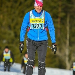 Skiing 90 km - Arne Ledenstam (12773)