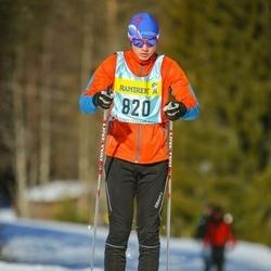 Skiing 90 km - Thor Nyberg (8203)