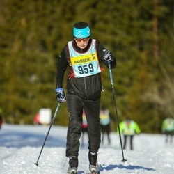 Skiing 90 km - Anders Hedin (9593)