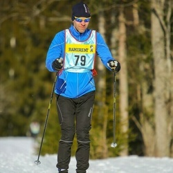 Skiing 90 km - Eskil Franzén (793)