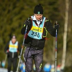 Skiing 90 km - Bo Elovsson (2303)