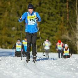 Skiing 90 km - Per Carlsson (5743)