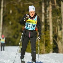 Skiing 90 km - Gunnel Wedin (14163)