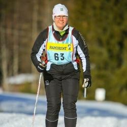 Skiing 90 km - Susanne Mårts (633)