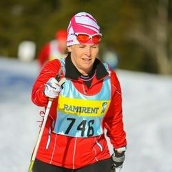 Skiing 90 km - Christina Classon (7463)