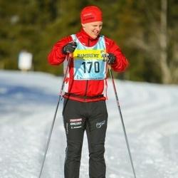 Skiing 90 km - Henrik Jacobsson (1703)