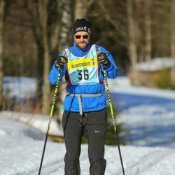 Skiing 90 km - Jan Dahlberg (363)