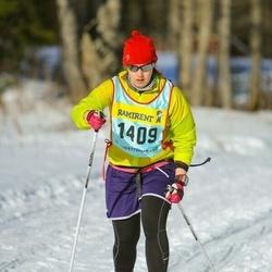 Skiing 90 km - Niklas Svensson (14093)
