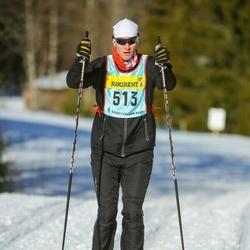 Skiing 90 km - Anders Bladh (5133)