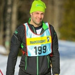 Skiing 90 km - Michael Jernberg (1993)