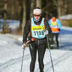 Skiing 90 km - Therese Jonsson (11953)