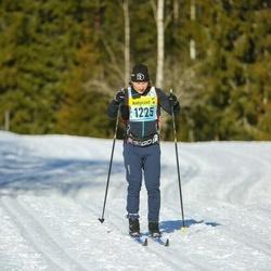 Skiing 90 km - Nicklas Mårtensson (12253)