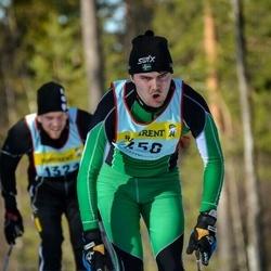 Skiing 90 km - Robin Westling (3565)