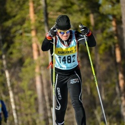 Skiing 90 km - Ellinor Persson (14825)