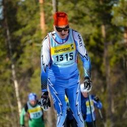 Skiing 90 km - Walter Schär (13155)