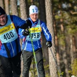 Skiing 90 km - Fredrik Lundberg (11585)