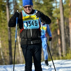 Skiing 90 km - Tommy Gustafsson (13455)
