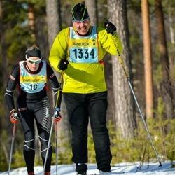 Skiing 90 km - Janne Häyrinen (13345)
