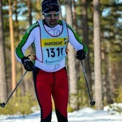 Skiing 90 km - Anders Carlander (13115)