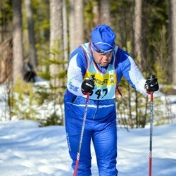 Skiing 90 km - Ted Karlsson (5475)
