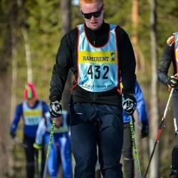 Skiing 90 km - Dennis Abrahamsson (4325)